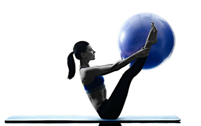 Pilates (Fotosearch)